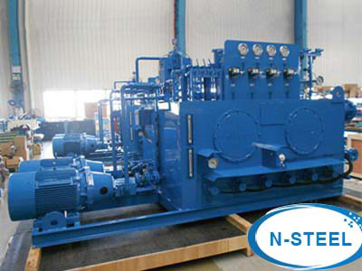 CCS Approved 450KW Hydraulic Pump Station For Marine Windlas